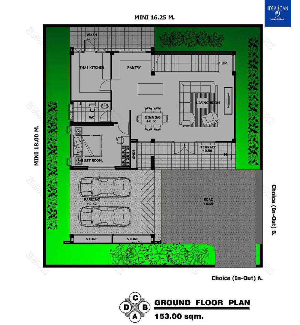 แบบบ้านสองชั้นสไตล์โมเดิร์น, แบบบ้าน 2 ชั้น, แบบบ้าน 4 ห้องนอน, ห้องน้ำสไตล์โมเดิร์น, พื้นที่ใช้สอย 304 ตร.ม., FF-H2-30401.09, แบบบ้านสไตล์โมเดิร์น, แบบบ้านโมเดิร์น, แบบบ้าน modern , รับเหมาก่อสร้าง, รับสร้างบ้าน, รับสร้างบ้านสองชั้น,แบบบ้านสองชั้น