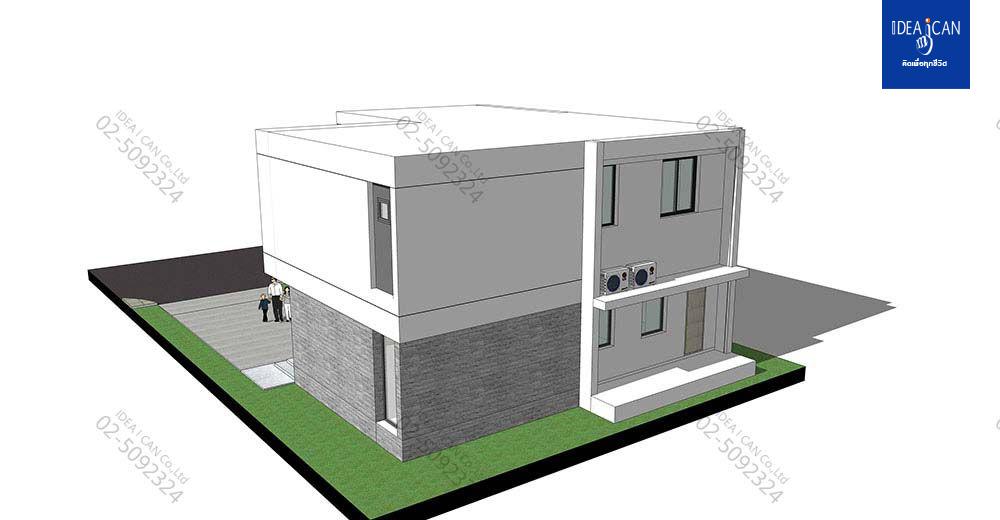 แบบบ้านสองชั้นสไตล์โมเดิร์น, แบบบ้าน 2 ชั้น, แบบบ้าน 4 ห้องนอน, ห้องน้ำสไตล์โมเดิร์น, พื้นที่ใช้สอย 341 ตร.ม., FF-H2-34101.09, แบบบ้านสไตล์โมเดิร์น, แบบบ้านโมเดิร์น, แบบบ้าน modern , รับเหมาก่อสร้าง, รับสร้างบ้าน, รับสร้างบ้านสองชั้น,แบบบ้านสองชั้น