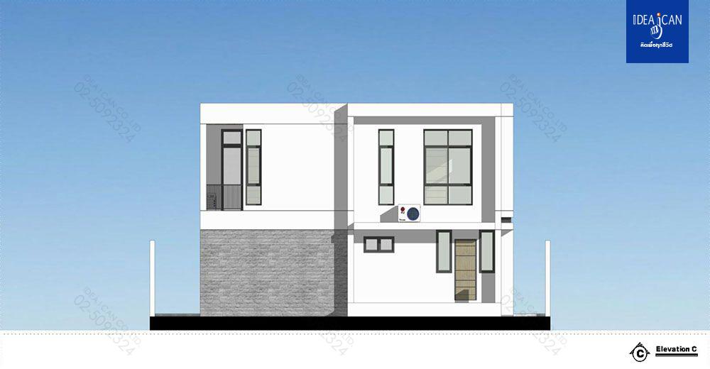 แบบบ้านสองชั้นสไตล์โมเดิร์น, แบบบ้าน 2 ชั้น, แบบบ้าน 4 ห้องนอน, ห้องน้ำสไตล์โมเดิร์น, พื้นที่ใช้สอย 349 ตร.ม., FF-H2-34901.09, แบบบ้านสไตล์โมเดิร์น, แบบบ้านโมเดิร์น, แบบบ้าน modern , รับเหมาก่อสร้าง, รับสร้างบ้าน, รับสร้างบ้านสองชั้น,แบบบ้านสองชั้น